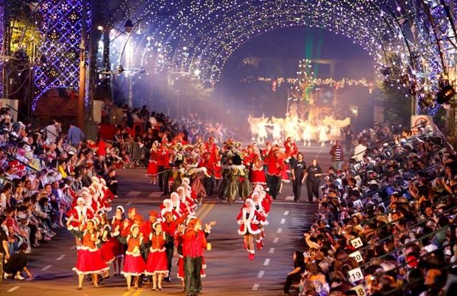 Natal Luz, em Gramado